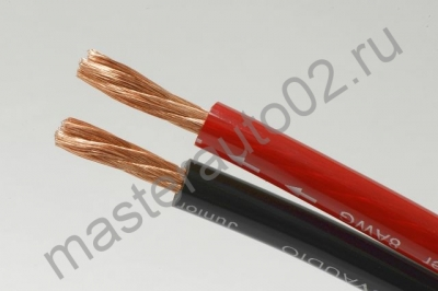 Кабель силовой Tchernov Special DC Power 8 AWG Red