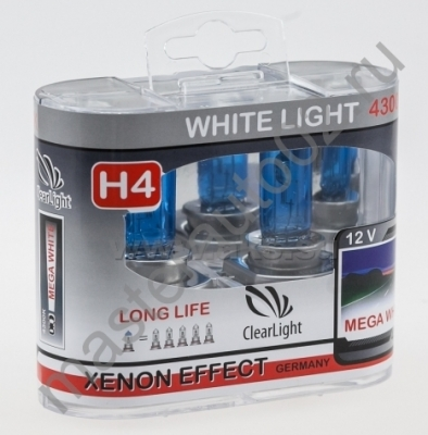 ClearLight H4 4300K