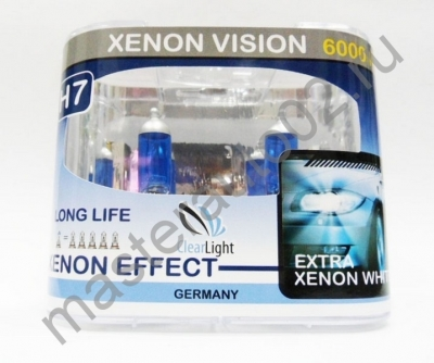 ClearLight H7 6000K