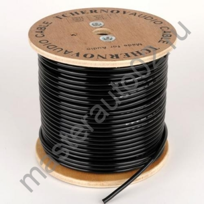 Кабель силовой Tchernov Junior DC Power 8 AWG Black