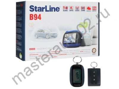 А/с StarLine B94 2CAN